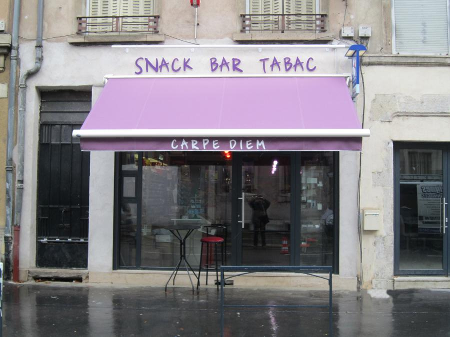 Snack Bar Carpe Diem Nancy